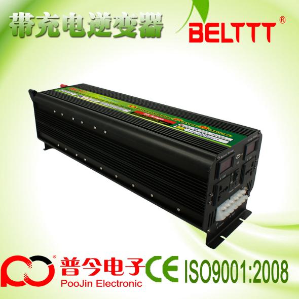供应 ups逆变器厂家供应 大功率12V5000W大功率逆变器电源