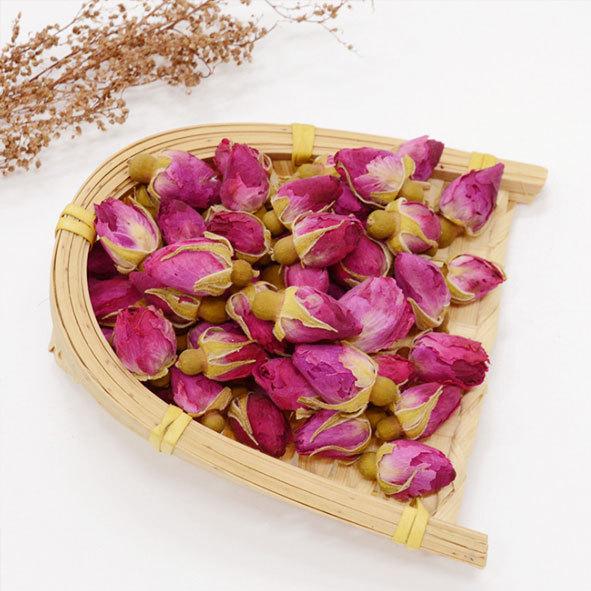 灵宝天耕农业  精品大马士革玫瑰茶 玫瑰花茶 美容养颜茶 花果茶 养生八宝茶