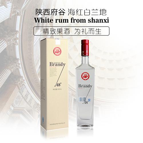 府州红 海红果 白兰地500ML 48度清香型白酒