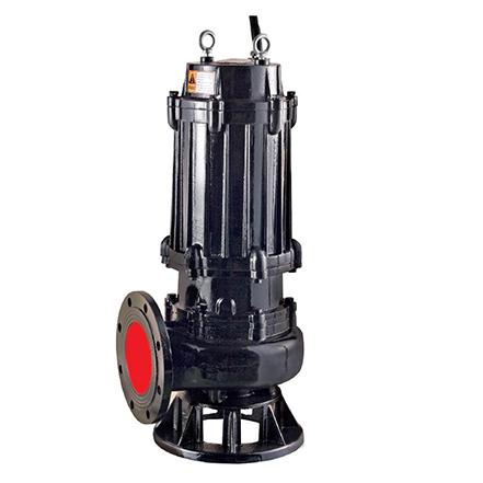 登泉泵业厂家直销 优质电动潜水排污泵50WQ18-15-1.5 无堵塞潜水排污泵
