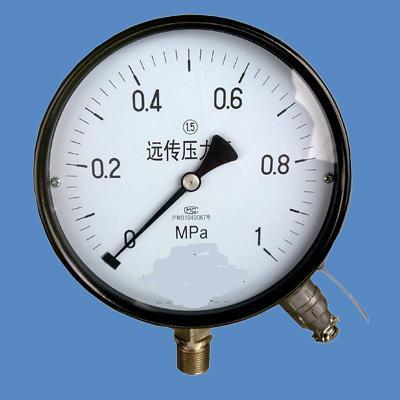 电阻远传压力表