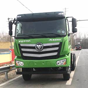 欧曼ETX自卸车2108款
