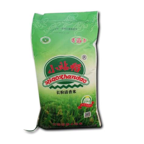 天津宁河特产新米 古海贡牌大米50斤装 长粒清香米
