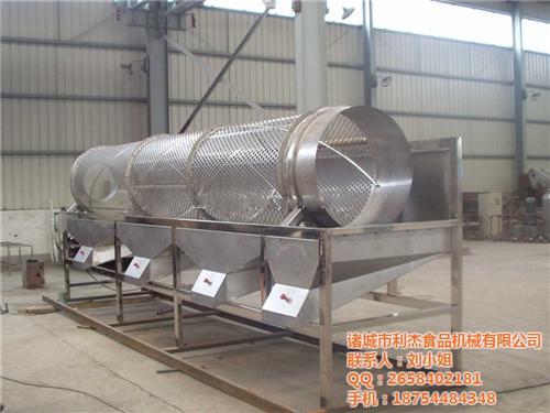 利杰机械(图) 厂家直销核桃分级机 平凉核桃分级机