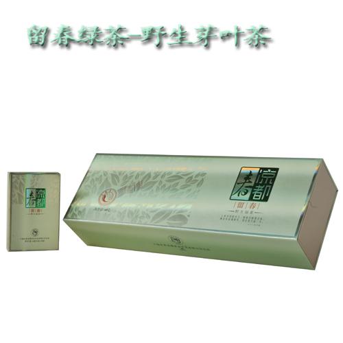 留春绿茶-野生芽叶茶 盒装袋装青龙春绿茶