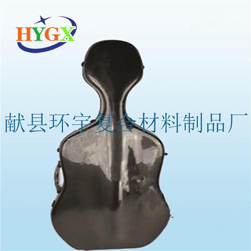 高档碳纤维小提琴盒 碳纤维琴箱