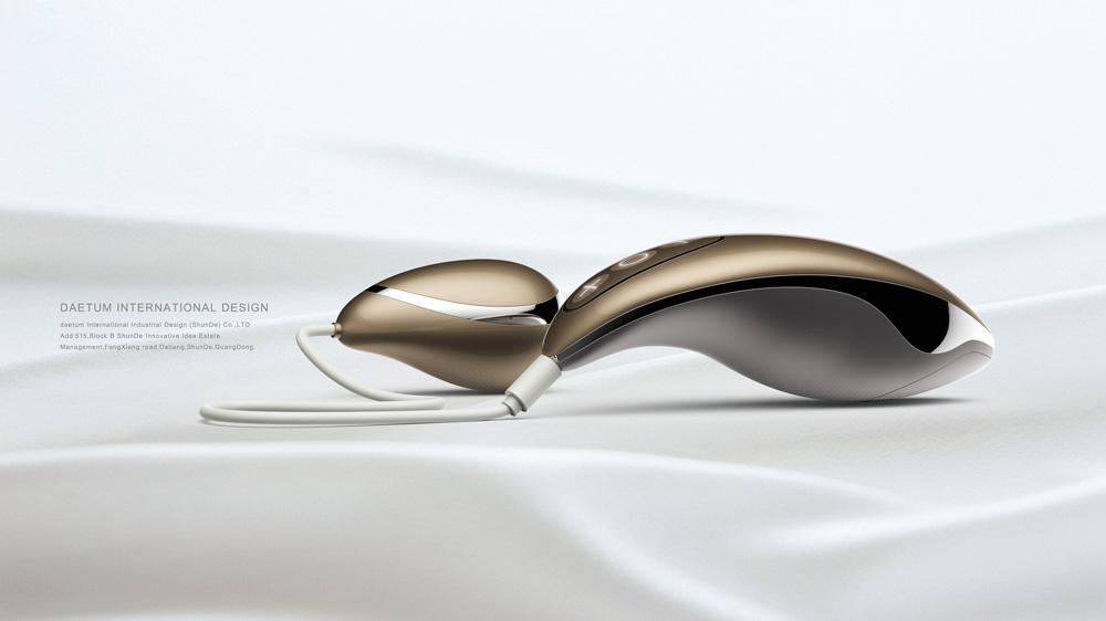让您弄湿床单的一款跳蛋设计-德腾工业设计图片