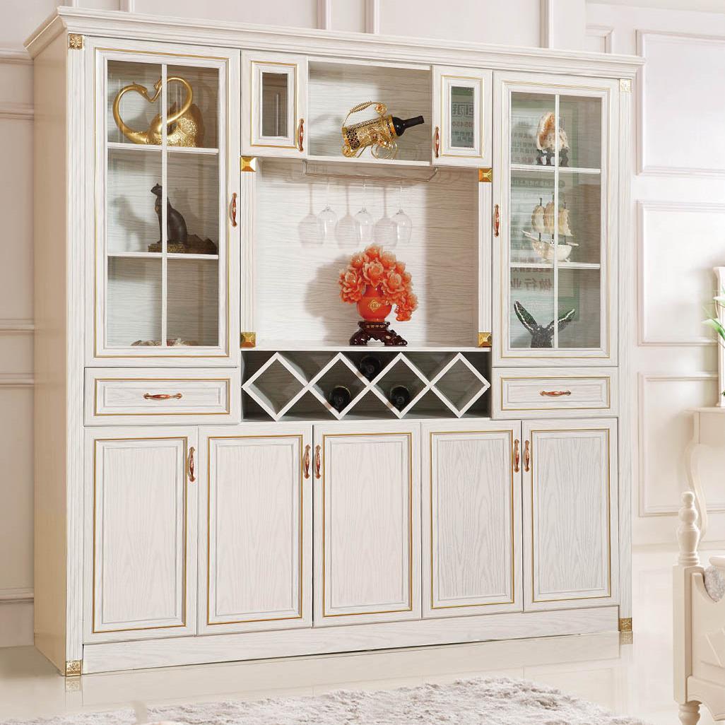 爱兴亚欧式全铝酒柜家具 私人定制 铝合金置物架 质量保证 零甲醛