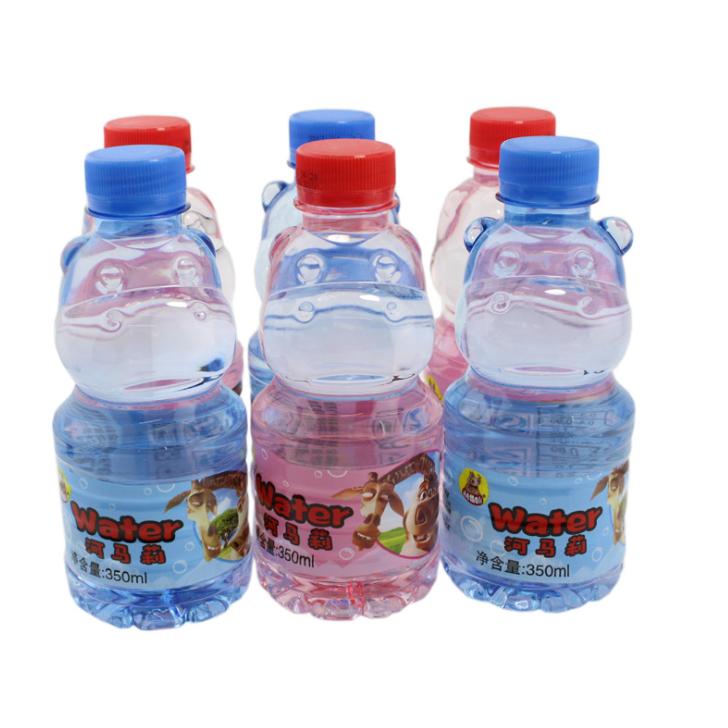 供应  河马莉 包装饮用水山泉水儿童饮用水