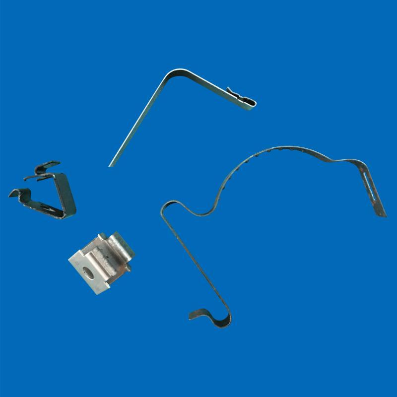 厂家直销连接器弹簧片冲压五金弹片不锈钢弹簧片