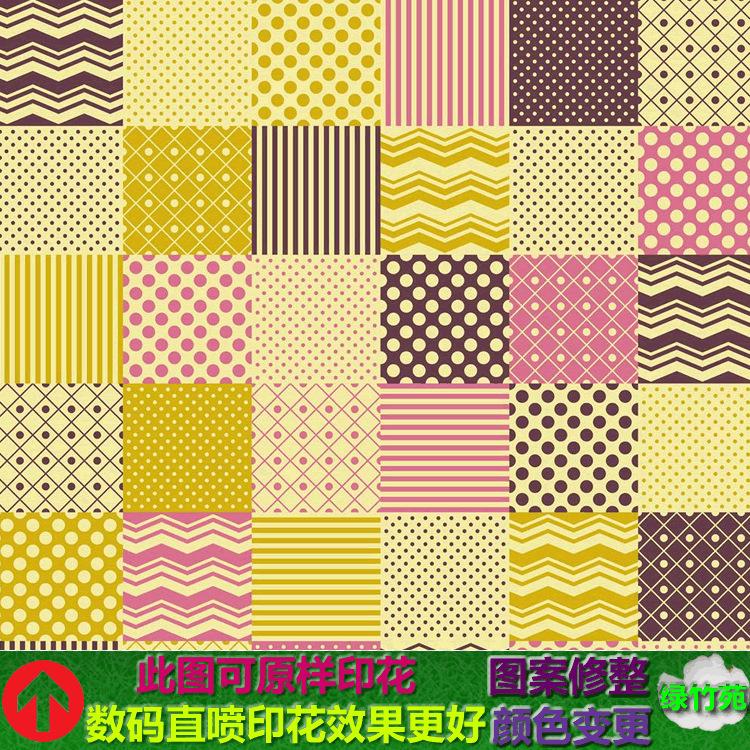 32支奥代尔加厚小卫衣布料数码直喷印花面料 针织棉汗布印花面料