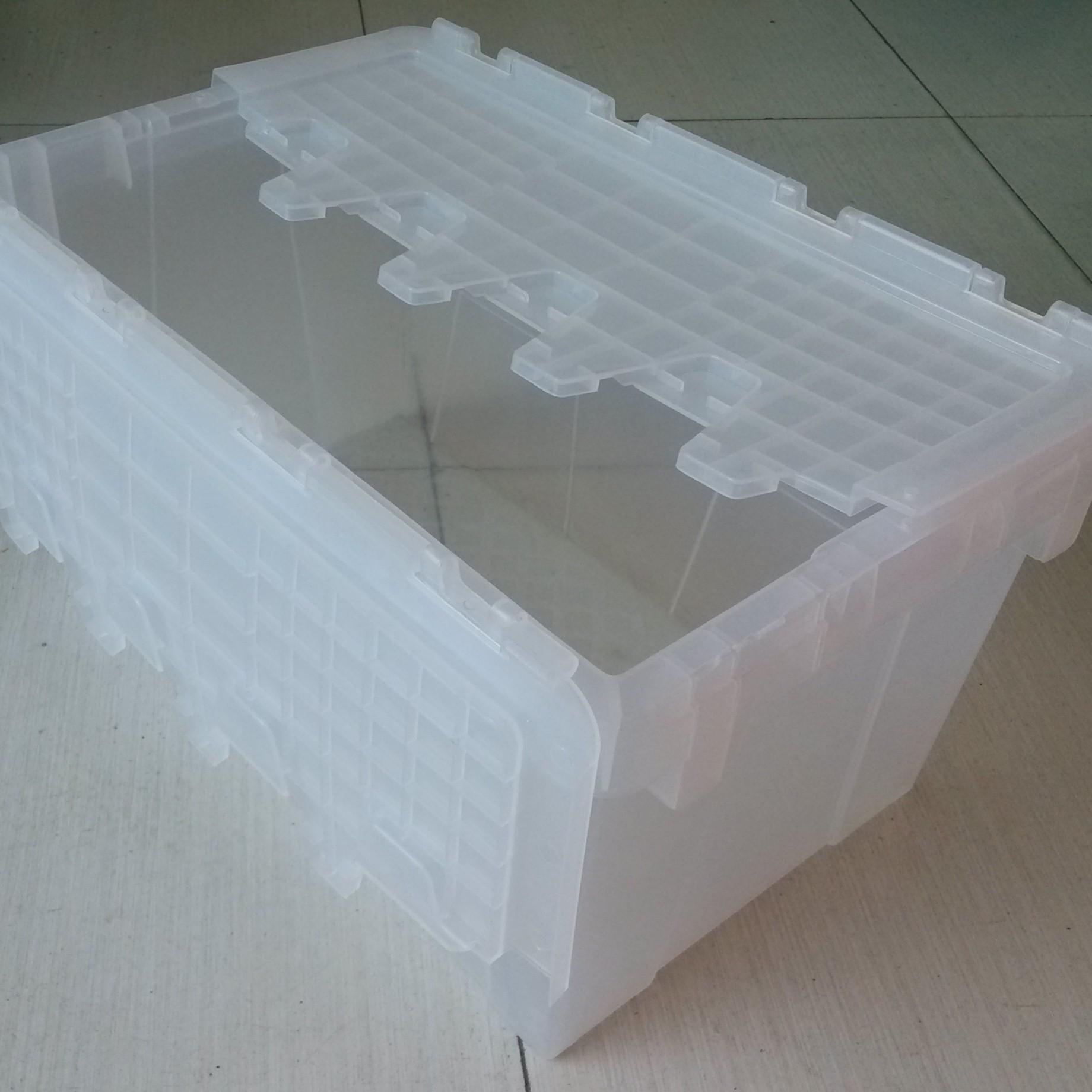 上海嘉定塑料托盘周转箱厂家
