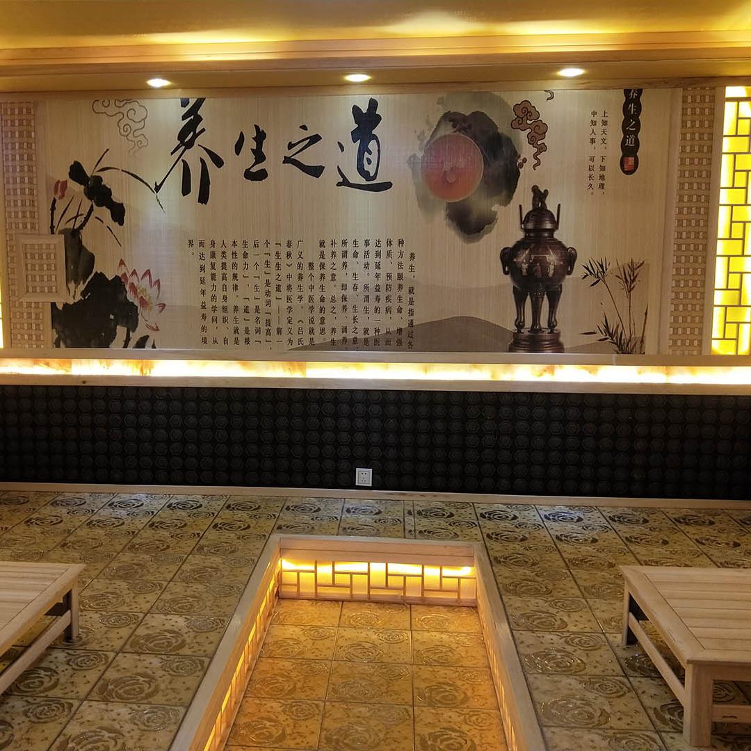 河南省韩式纳米汗蒸房承建安装公司