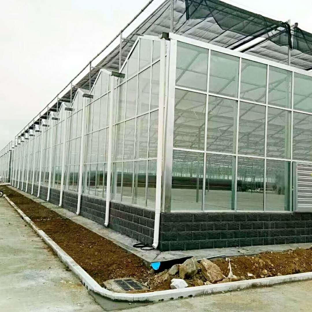 北京连栋玻璃温室配件行业领先厂家