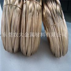 高弹2.5磷铜线 湖南磷铜丝厂家热销