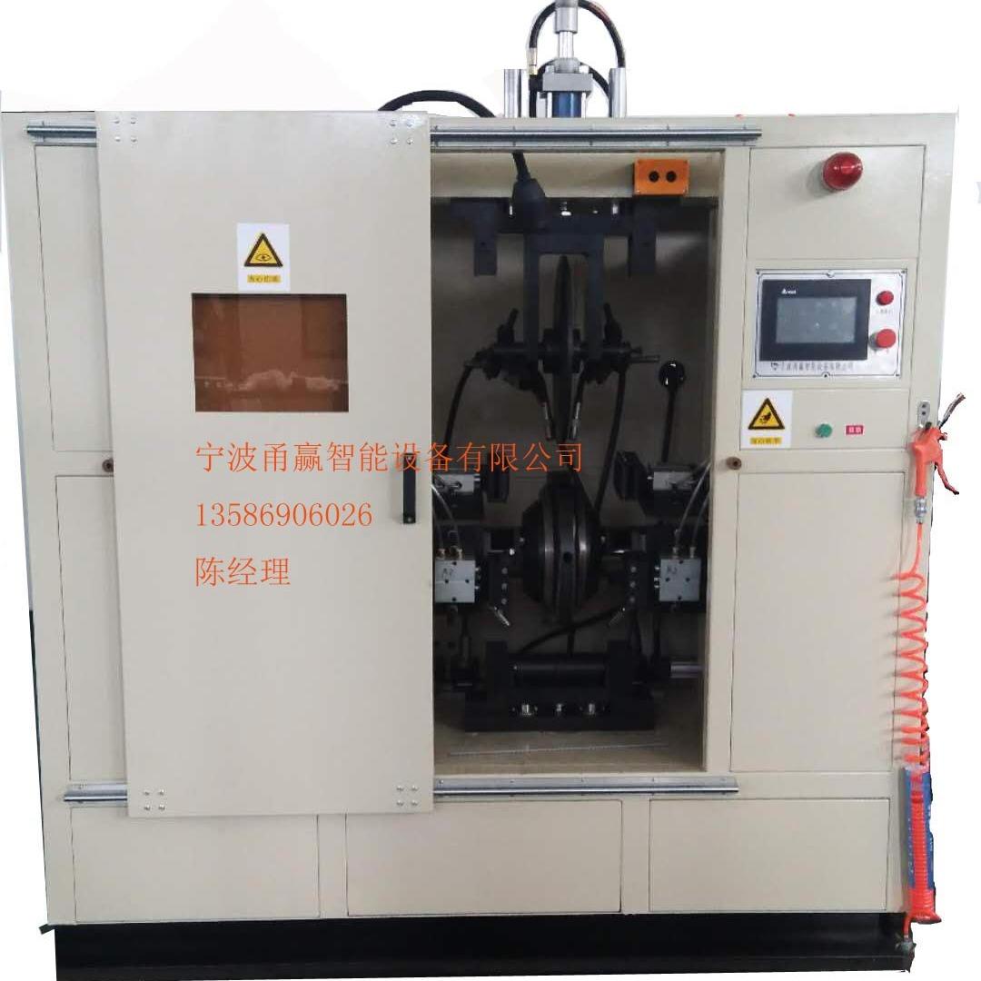松下YT-001汽车刹车蹄焊机角焊塞焊一体机刹车蹄焊接设备双筋蹄焊机滚焊机批发零售
