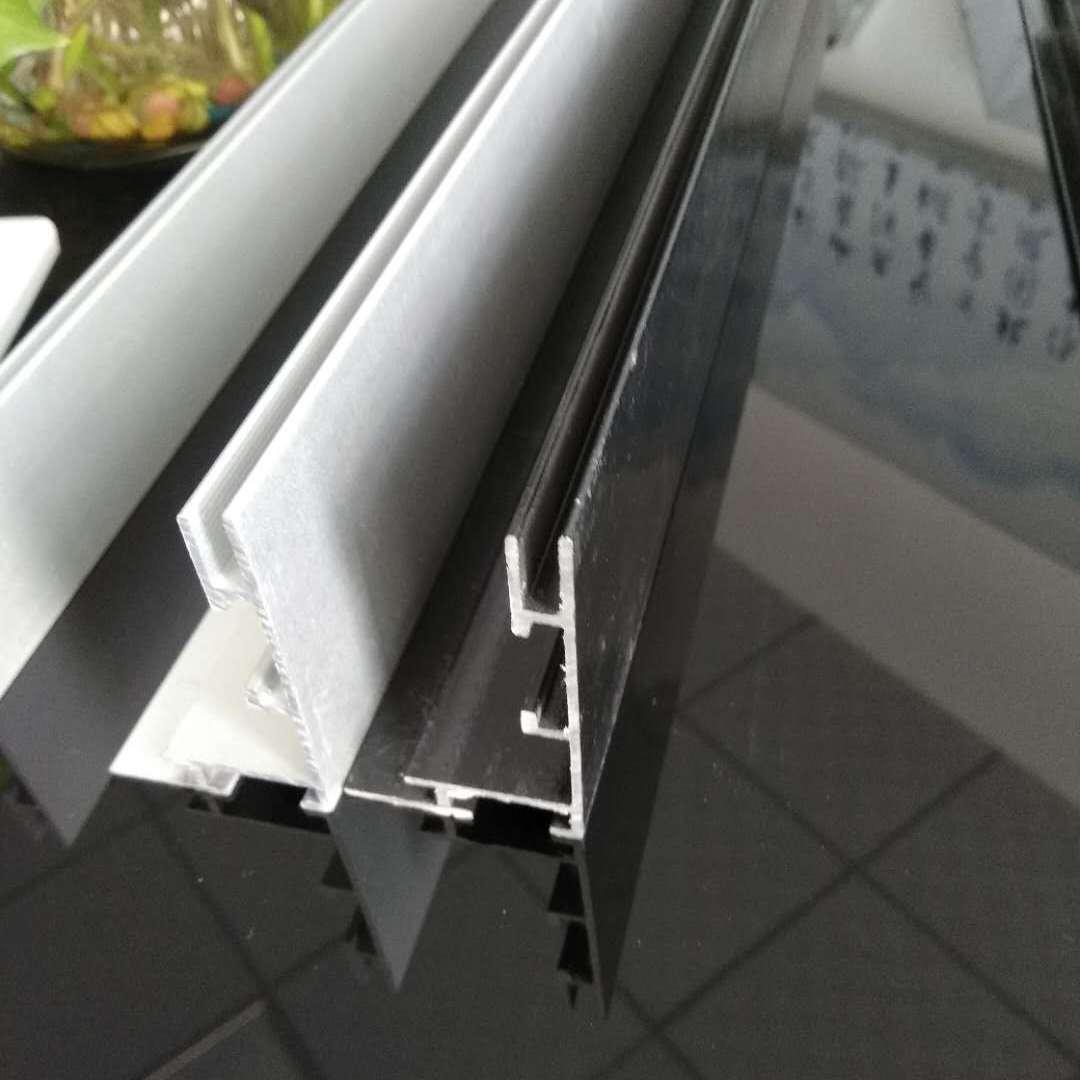 卡布灯箱6公分铝合金边框