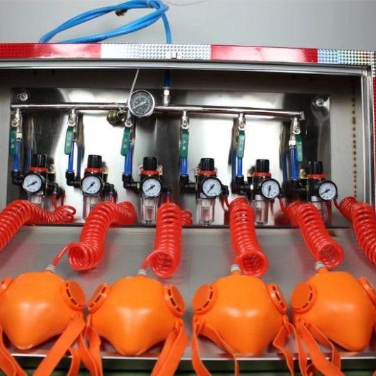 F ZYJ-A型箱式矿井压风自救装置博达救生器材