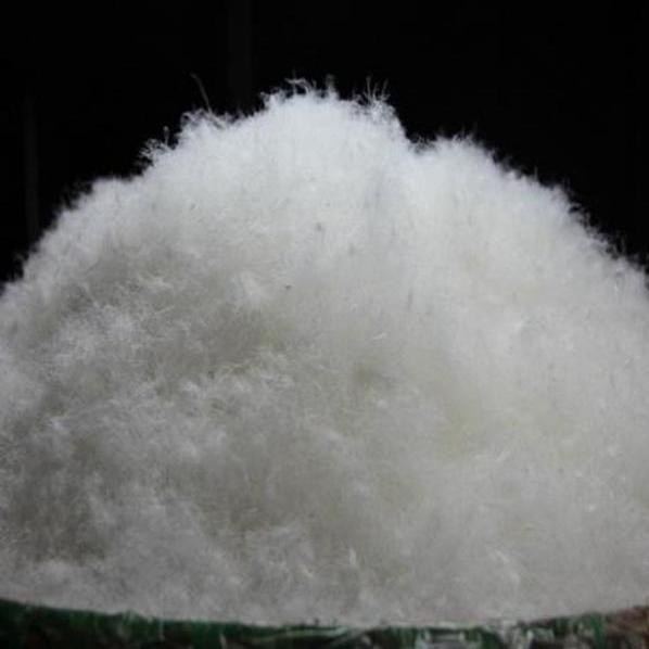 水洗羽绒 90%白鸭绒 厂家直销