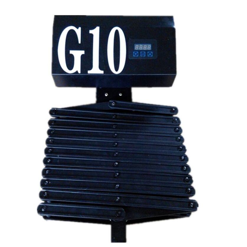 光明影视DLC-4M演播室灯具上下升降左右移动电动恒力铰链电动铰链吊杆