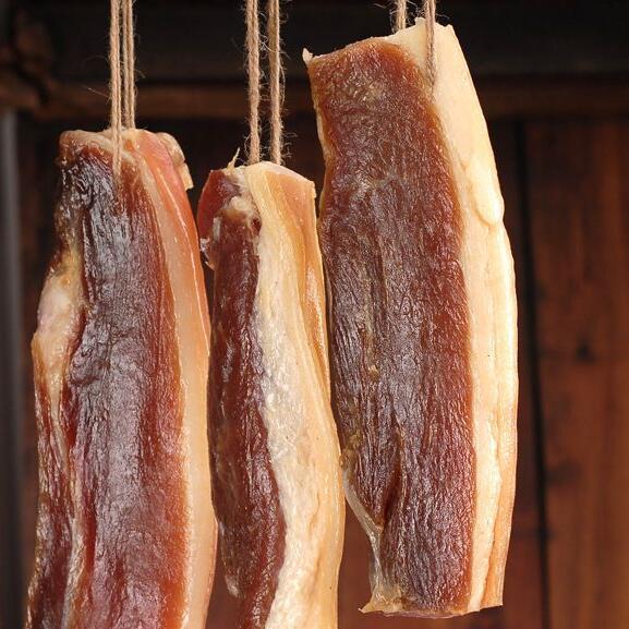 供应 安徽农家土猪腊肉