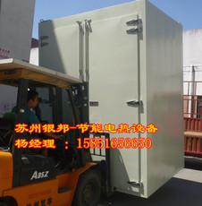 工业变压器固化炉 变压器绝缘漆固化烘箱 轨道台车式变压器专用烘烤箱