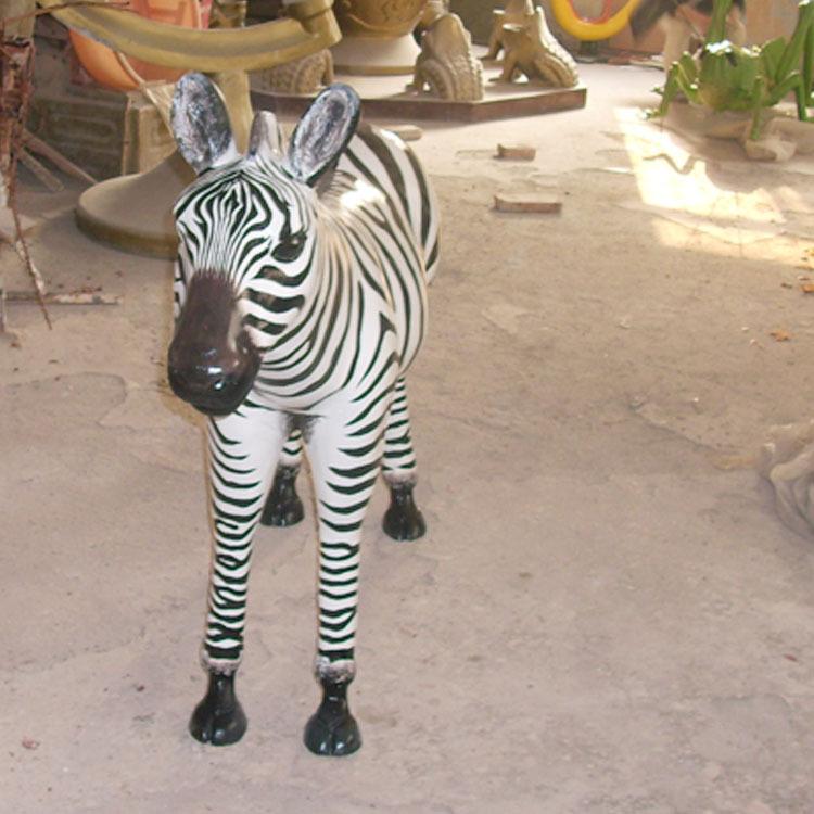 廠家直銷 斑馬模型 仿真動物模型 生物園配套設施 生態園