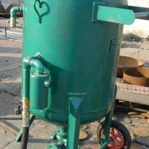 河北省吴桥喷砂设备公司销售部  喷砂机 储气罐