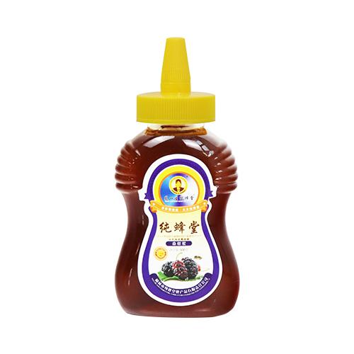 笑一生纯蜂堂 天然蜂蜜 陕北天然 桑葚蜜 500g
