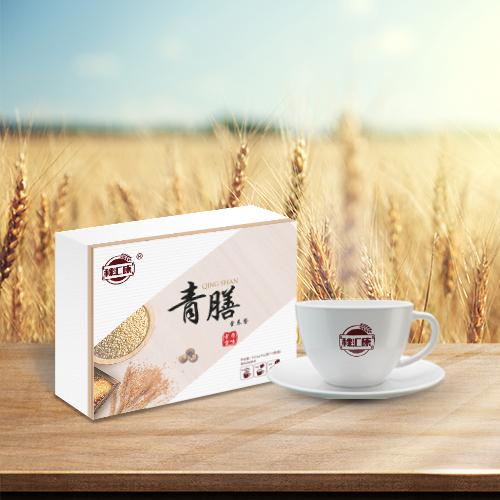 稞汇康青膳营养餐原味素食400g每盒