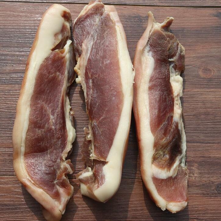 供应 生态黑猪优质腊肉