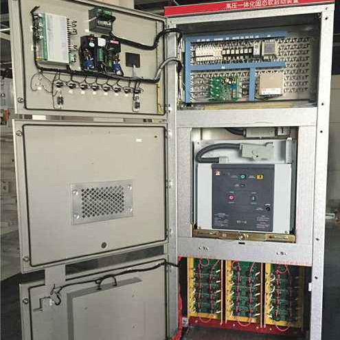 鼓风机高压软启兆复安MHSS系列高压固态软起动柜