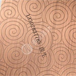 佛山高比拉丝蚀刻小螺纹红古铜发黑厂家,拉丝蚀刻树皮纹红古铜发黑供应价格,