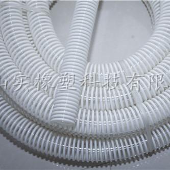 厂家批发60mm塑筋螺旋阻燃管 吸尘塑筋阻燃软管 物料运输PU管