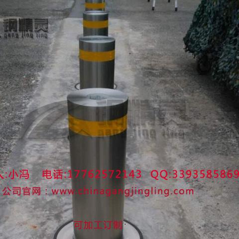 湖北路桩厂家 武汉液压升降柱 全自动升降路桩 升降路桩价格 小区阻车产品 学校路障