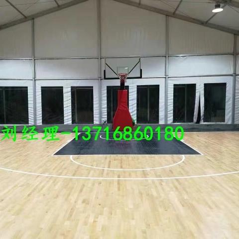 室内篮球木地板 室内木地板价格 图片  厂家欧氏木地板 东北硬枫