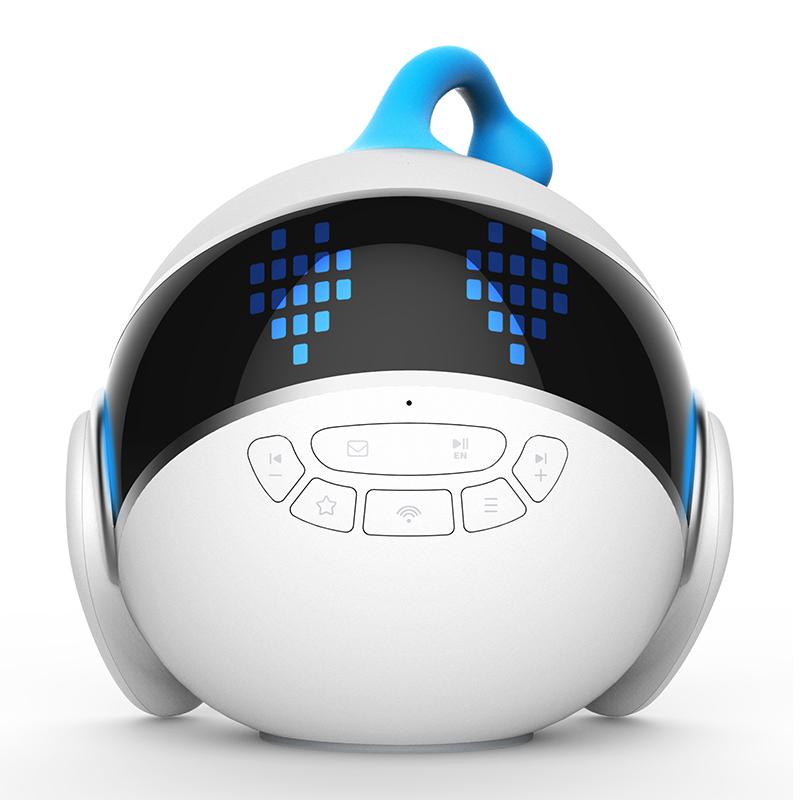 智伴机器人微信版1S儿童智能机器人