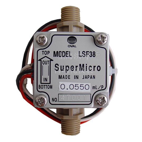 日本奥巴尔LSF38系列超微齿轮流量计