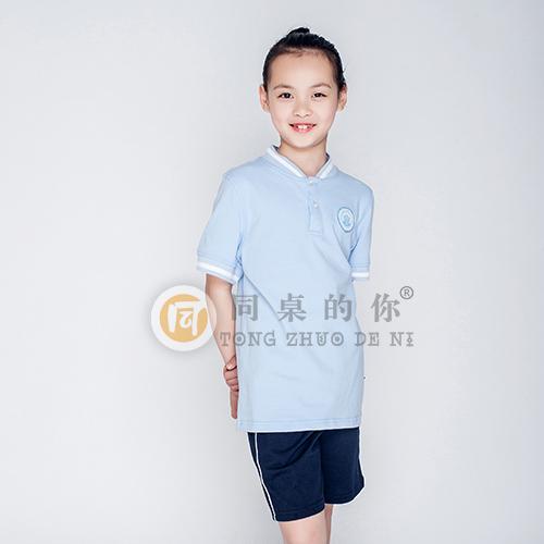 幼儿园校服夏季运动活力套装小学生校服校服定制