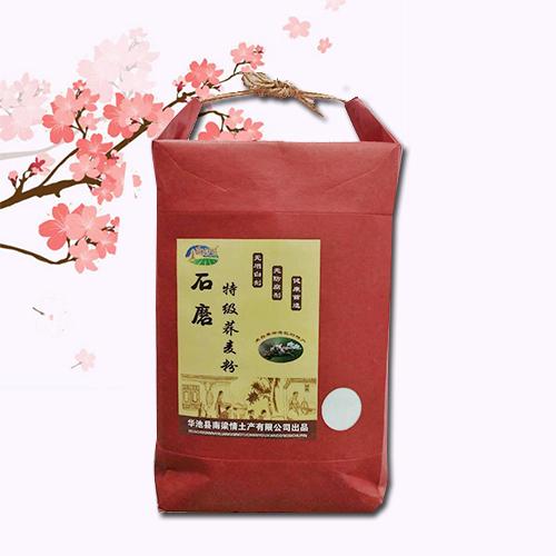 石磨荞川特级荞面粉 营养佳品