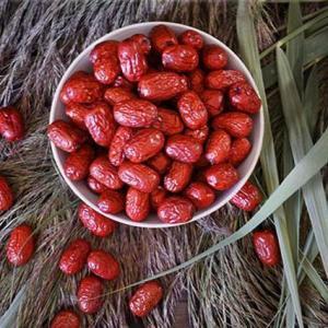 若羌灰枣枣王 新疆特产免清洗红枣果干 皮薄肉厚核小大甜枣250g