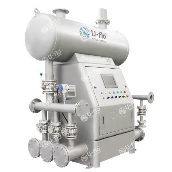 二次加压供水机组技术参数
