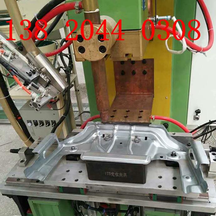 端盖螺母自动点焊机|汽车中频螺母点焊机