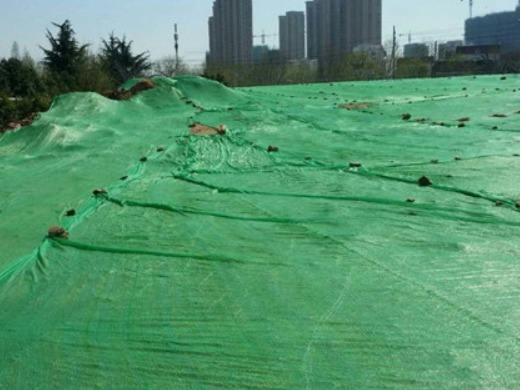 盖土网、防尘网也对建筑有巨大的帮助