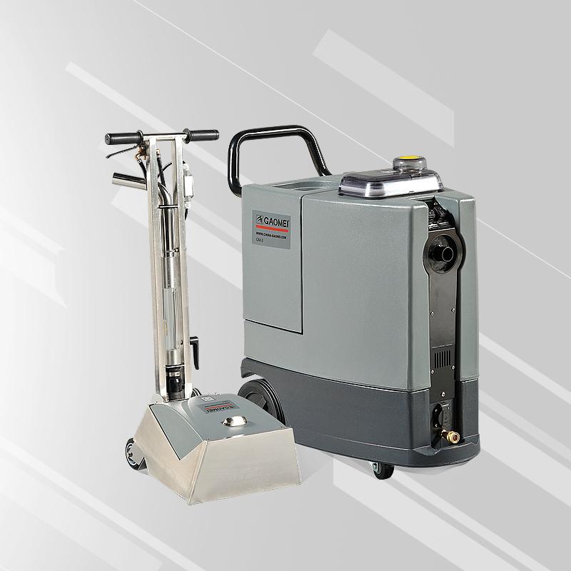 东莞高美GM-3GM-5小双马达地毯清洗机小摆刷式地毯清洗机