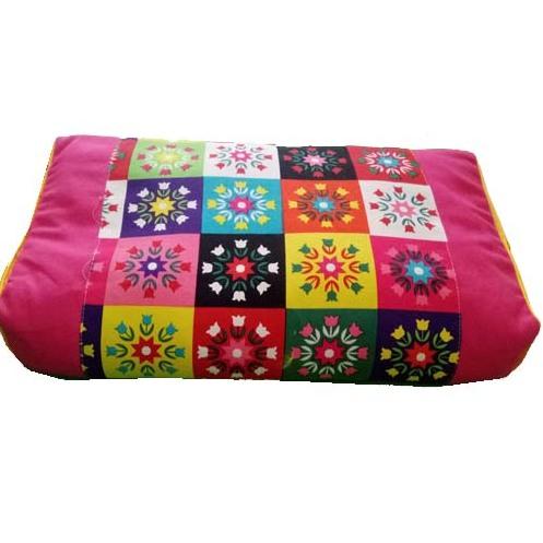 南阳艾绒枕头 成人 儿童养生保健颈椎枕家用助睡眠安神艾草枕头艾叶枕