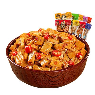 供应 麻辣豆腐干小包装