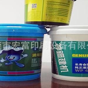 长安宏富专业出售涂料桶转印机