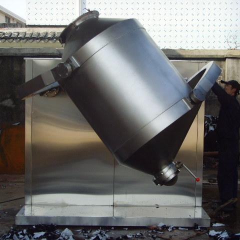 厂家直供DBH20三维混合机 干粉混合机