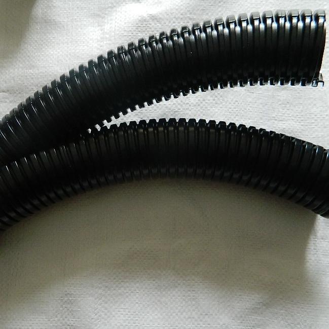 耐高温开口型双拼包塑软管双开电缆套管